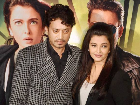 Irrfan Khan, Aishwarya Rai, Jazbaa trailer, Jazbaa, Jazbaa movie