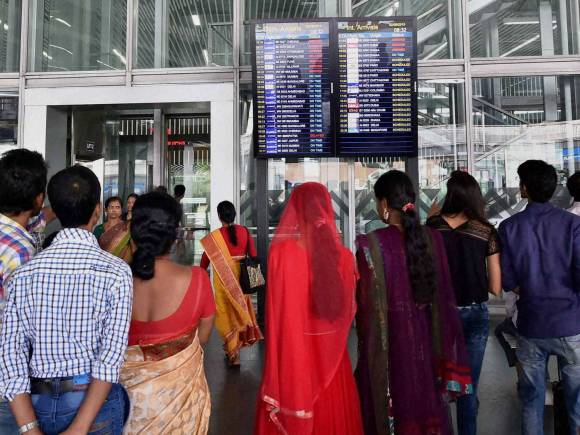 Air passenger, NSCBI Airport, Kolkata, Bharat bandh, Trade Unions, Trade union workers, Country-wide one-day strike