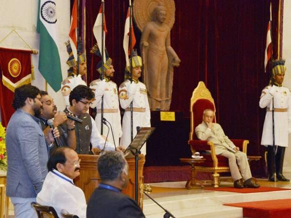 President of India, Pranab Mukherjee, Swachch Bharat Mission, Brand ambassadors of Swachch Bharat Mission