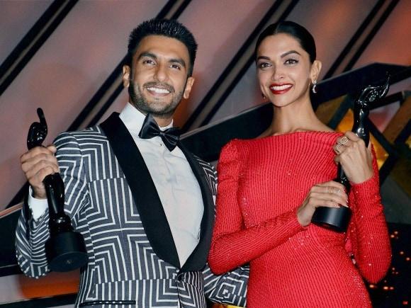 Ranveer Singh, Deepika Padukone, Best Actor Award, Filmfare Awards, Filmfare Awards 2016
