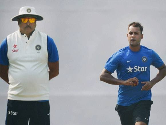 Stuart Binny, Ravi Shastri, India vs South Africa, South Africa vs India