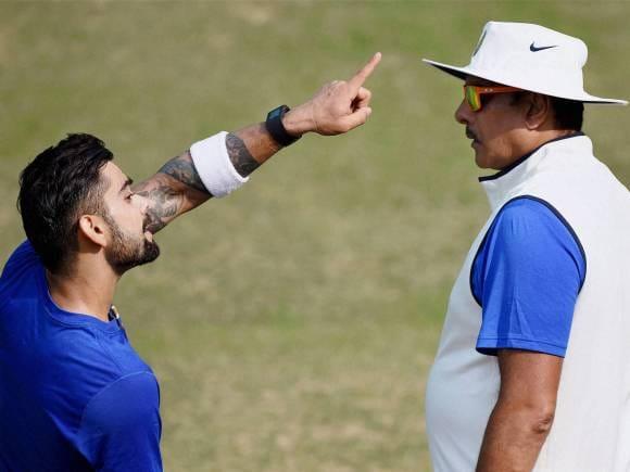 Virat Kohli, Ravi Shastri, India vs South Africa, South Africa vs India