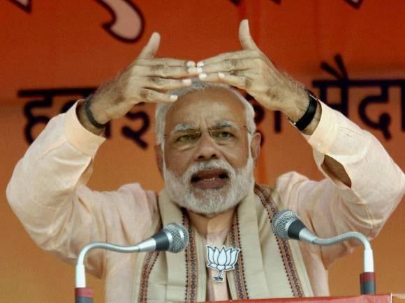 Narendra Modi, Rally in Bihar, Sasaram, India, Bihar, politics, election, politics