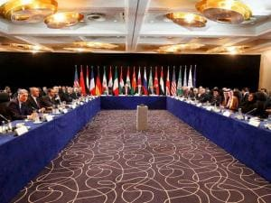 International Syria Support Group (ISSG)