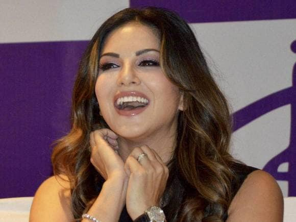 Sunny Leone, press conference, Gurgaon