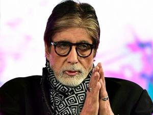 Amitabh Bachchan during NDTV Youth for change conclave