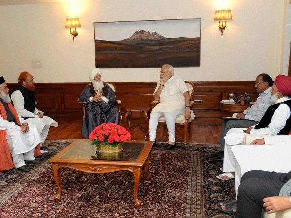 Prime Minister of India, Narendra Mod, Muslim, Muslim community