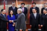 PM Modi addresses CEOs at the India-China Business Forum