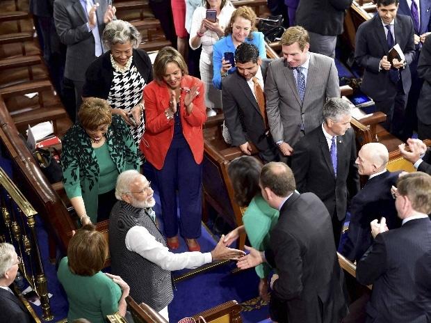 Narendra Modi, US Congress, US, India