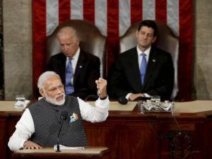 PM Modi addresses US Congress