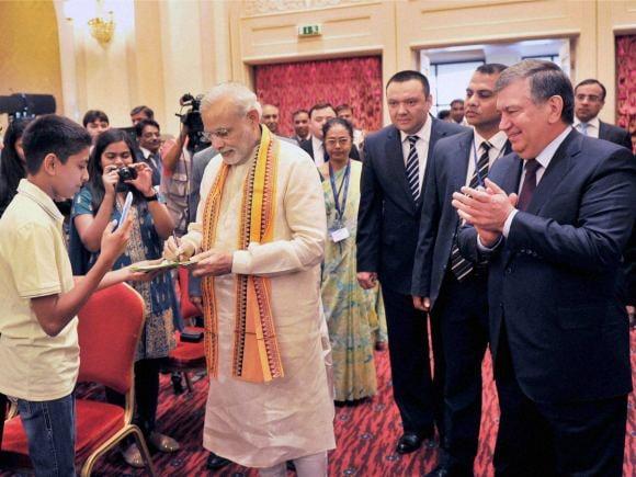 Prime Minister of India, Narendra Modi, India, Uzbekistan, Lal Bahadur Shastri, President of Uzbekistan, Islam Karimov, Tashkent, Indian Community, NSA, Ajit Doval