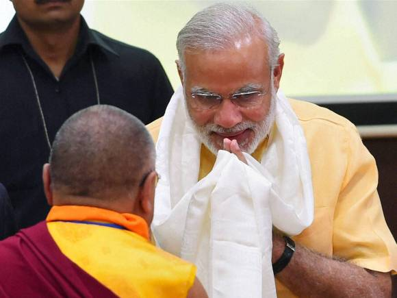 Narendra Modi, Global violence, India terror attacks, Chandrika-Modi meet, Samvad — Global Hindu Buddhist Initiative on Conflict Avoidance and Environment Consciousness, Global Hindu, Global Hindu Buddhist Initiative
