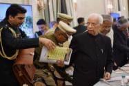 PM Modi at Governors' Conference, at Rashtrapati Bhavan