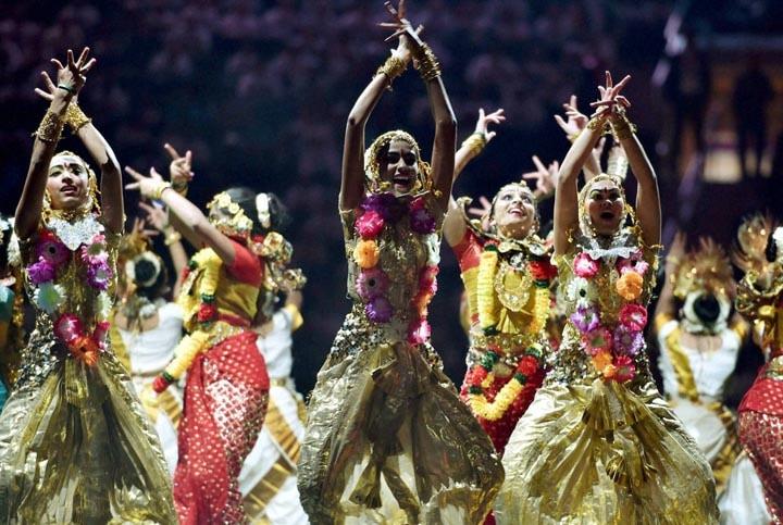 Artists, perform, reception, organised, honour, Prime Minister, Narendra Modi, Indian American Community Foundation, Madison Square Garden, New York