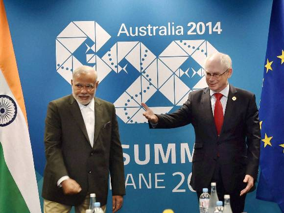 The G20 Summit, 2014