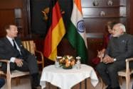 PM Modi meets Allianz CEO Baete in Berlin