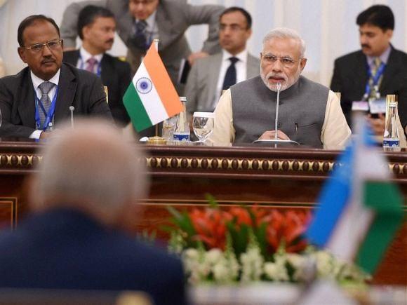 NSA, Ajit Doval, Prime Minister of India, Narendra Modi, India, Uzbekistan, President of Uzbekistan, Islam Karimov, Tashkent