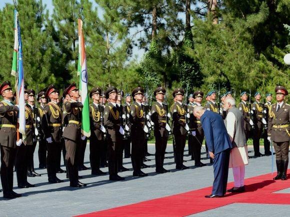 Prime Minister of India, Narendra Modi, India, Uzbekistan, President of Uzbekistan, Islam Karimov, Tashkent