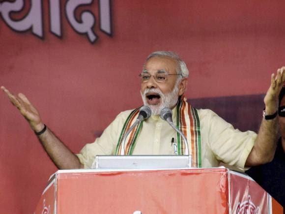 Narendra Modi, Parivartan Rally, Modi's Bhagalpur rally, Grand alliance, Bihar Assembly elections, Bihar, Politics, Election
