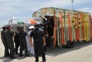 The mortal remains of former President APJ Abdul Kalam