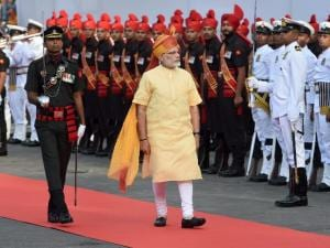 PM Narendra Modi addresses nation on 71st Independence Day