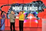 Prime Minister of India, Narendra Modi, German Chancellor, Angela Merkel