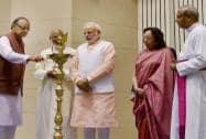 PM Narendra Modi vows to protect all religious minorities