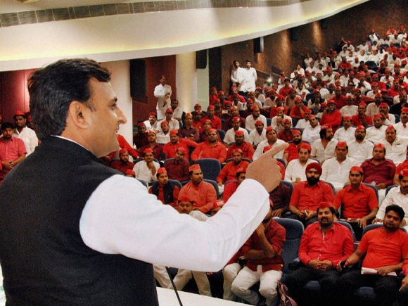 UP CM, Akhilesh Yadav, Political Pictures