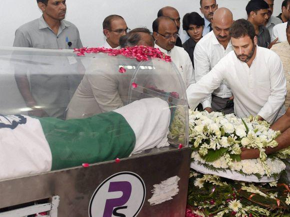 Rahul Gandhi, APJ Abdul Kalam, Abdul Kalam, Missile Man, Shillong, Former President of India, Bharat Ratna, Rajaji Marg, New Delh