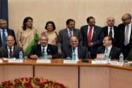 Representatives of Banking and Financial Institutions during a pre-Budget meet