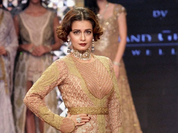 Entertainment, Bollywood, IIJW, IIJW 2015, Dia Mirza, Mumbai