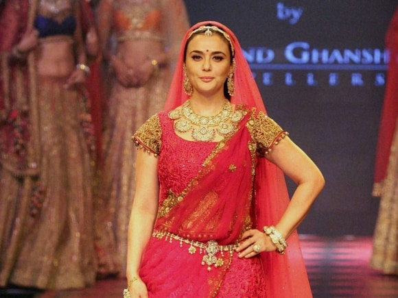 Entertainment, Bollywood, IIJW, IIJW 2015, Preity Zinta, Mumbai