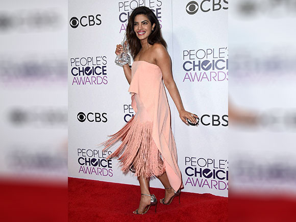 People's Choice Awards, Priyanka Chopra, quantico, Microsoft Theater