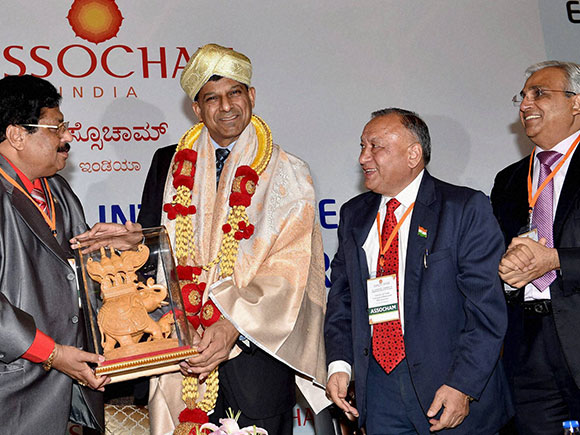 Raghuram Rajan, RBI Governor, China as inspiration, ASSOCHAM, Reserve Bank of India, per capita income