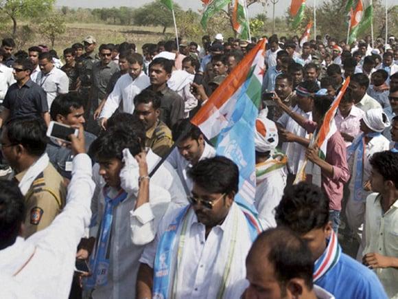 Rahul Gandhi, Congress, Maharashtra, Vidarbha