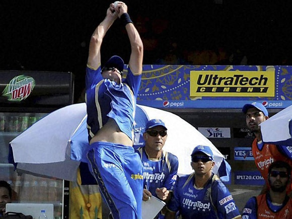 Christopher Morris, IPL, Pepsi IPL, Rajasthan Royal, Chennai Super King, CSK