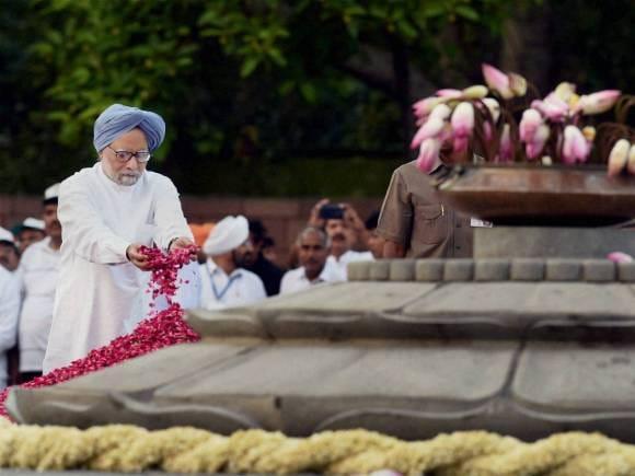 Manmohan Singh, Rajiv Gandhi, 71st Birth Anniversary, Vir Bhumi, New Delhi