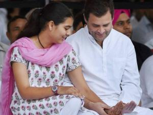 Rahul Gandhi and Miraya
