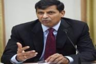 RBI Governor Raghuram Rajan at a press conference in Mumbai