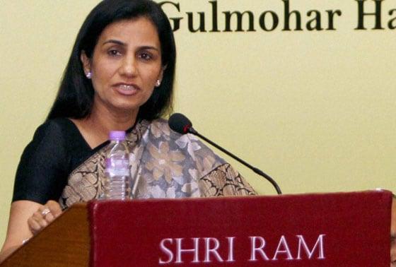 Chanda Kochhar, Shri Ram College