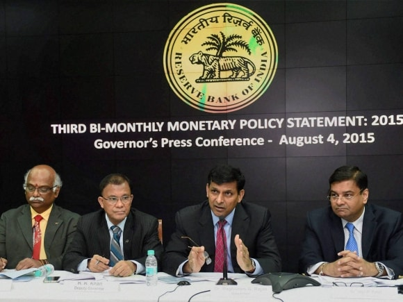 RBI, RBI Governor, Raghuram Rajan, Deputy Governor, Urjit Patel, HR Khan, SS Mundra