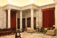 Library in Rashtrapati Bhavan