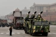 Republic Day Parade: Akash weapon system