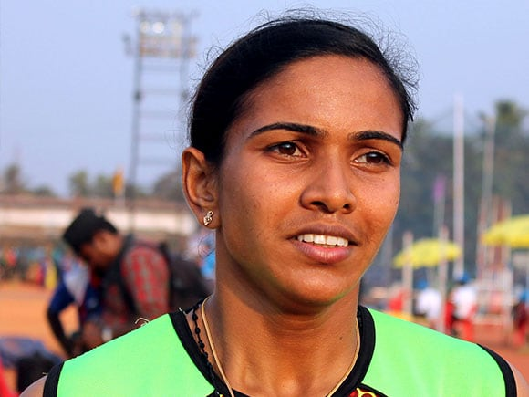 Anilda Thomas, indian athlete, Rio, rio olympics, rio olympics india, rio olympics 2016