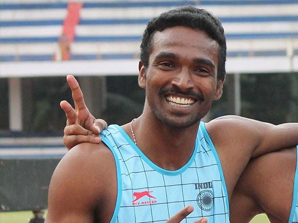 Arokia Rajiv, indian athlete, Rio, rio olympics, rio olympics india, rio olympics 2016
