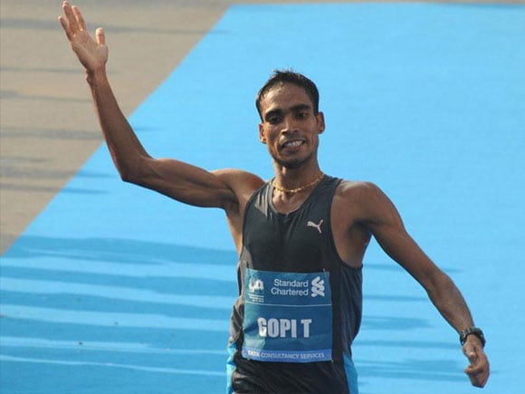 Gopi Thonakal, indian athlete, Rio, rio olympics, rio olympics india, rio olympics 2016