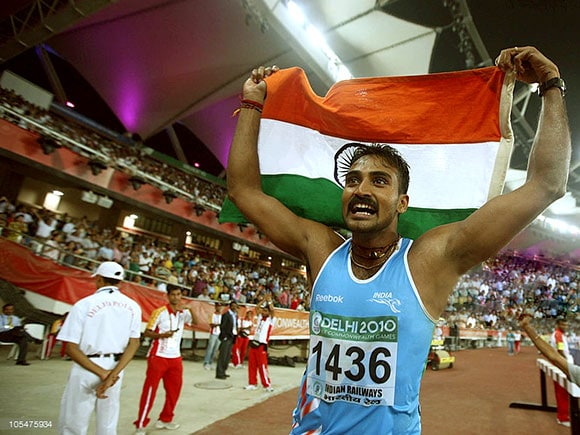 Renjith Maheswary, indian athlete, Rio, rio olympics, rio olympics india, rio olympics 2016