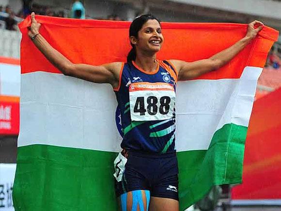 Srbani Nanda, indian athlete, Rio, rio olympics, rio olympics india, rio olympics 2016