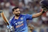 Rohit surpasses Sehwag's record