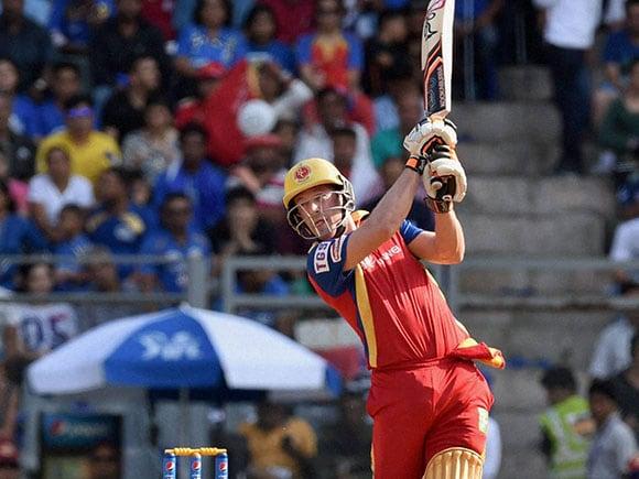 AB De Villiers, IPL, IPL Pepsi, Royal Challengers Bangalore, Mumbai Indians